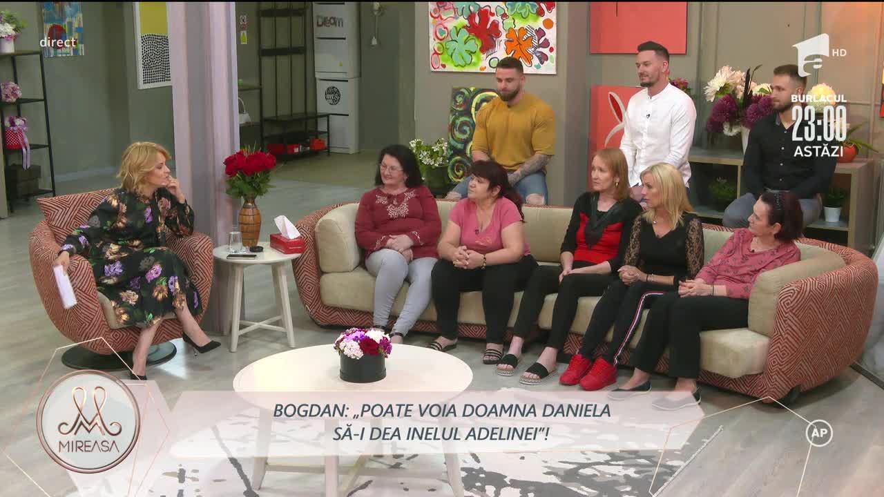Doamna Daniela și Bogdan, replici acide: Să nu se bage în relația mea!
