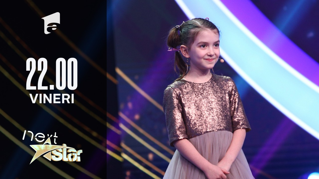 Next Star – Sezonul 10: Sophia Pavel – Număr de comedie