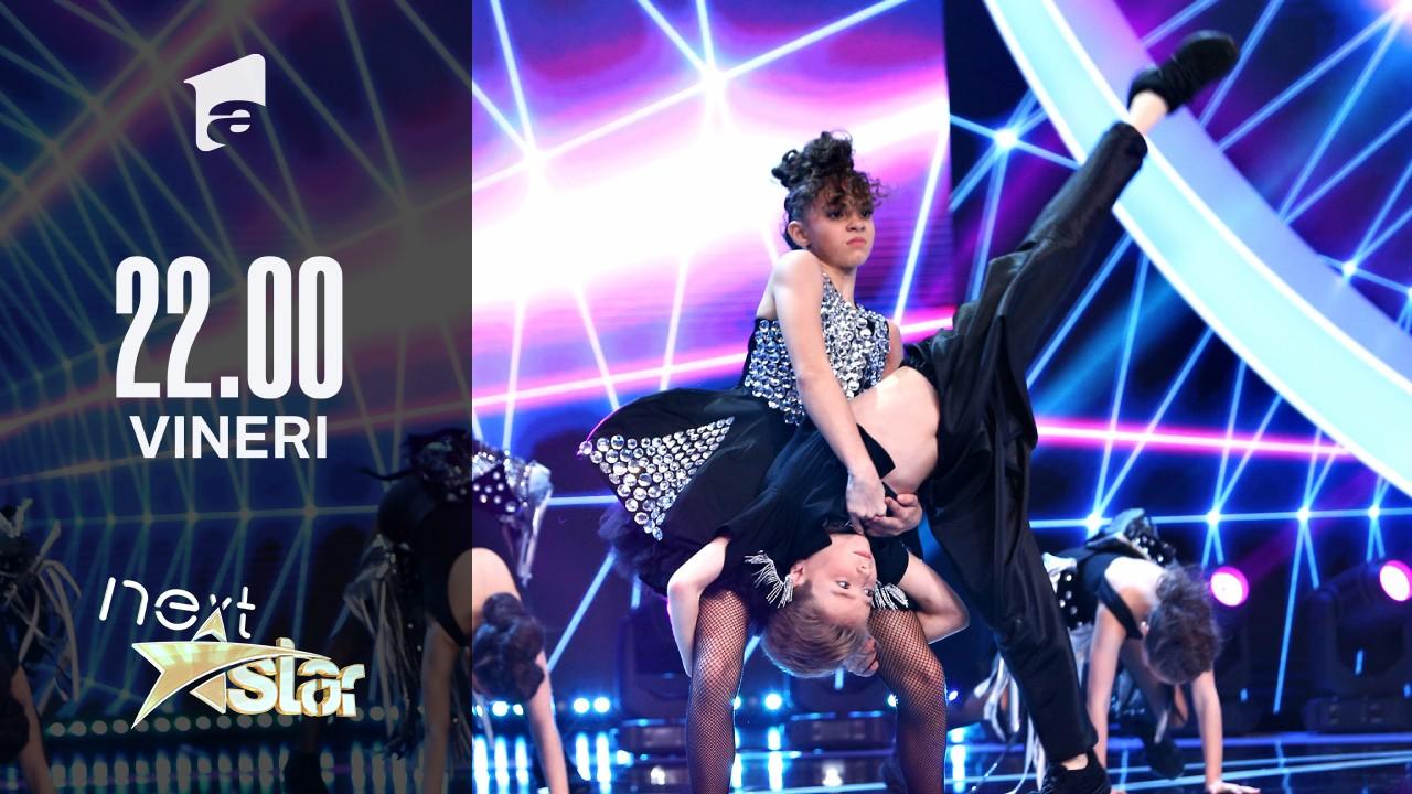 """Next Star – Sezonul 10: Dinasty – Moment de dans """"Run the world (Girls)"""""""