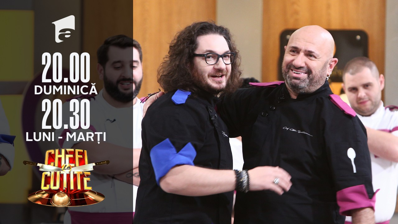 """Ce echipe vor intra la duel? Chef Cătălin Scărlătescu: """"Începusem aşa bine ziua..."""""""