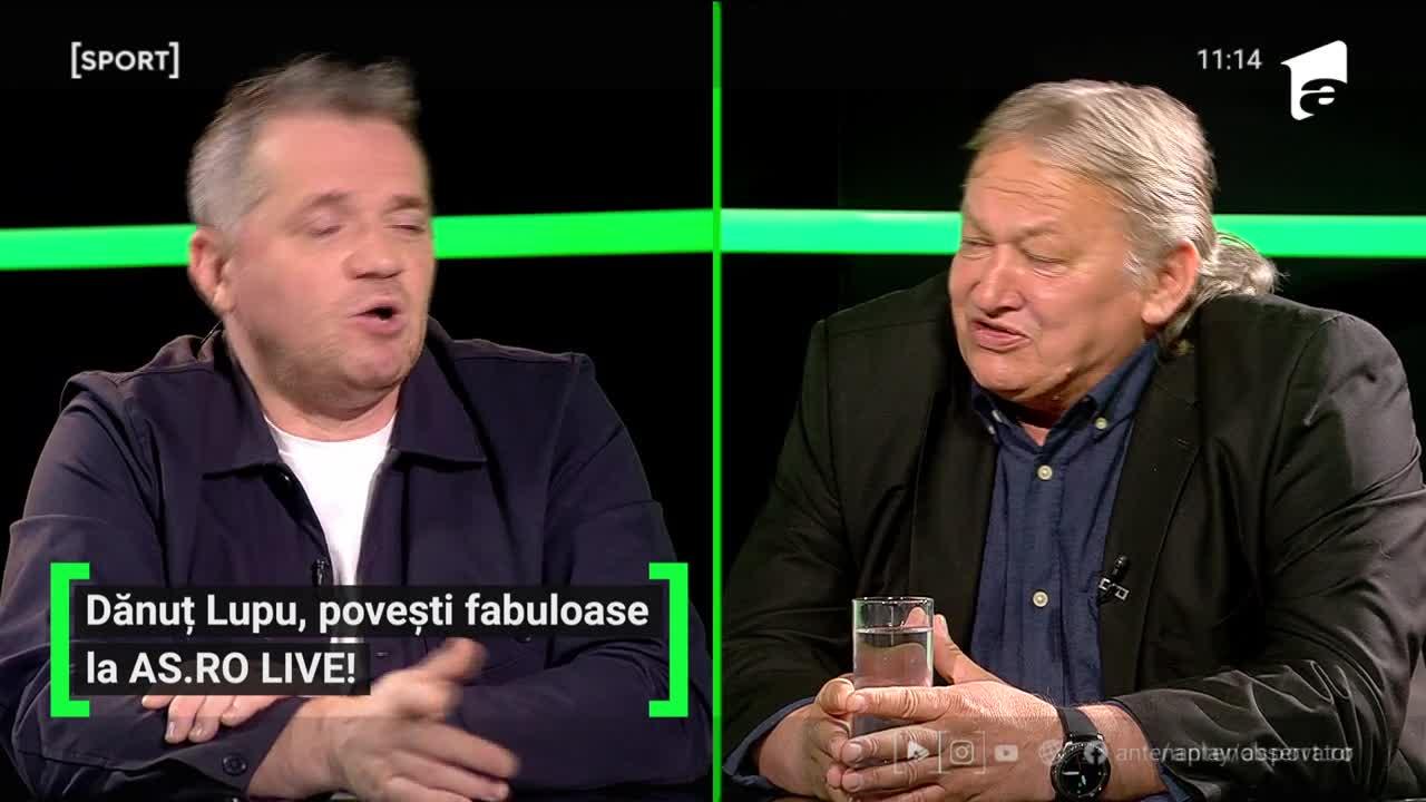 AS.ro LIVE - Ediția 112 - Dănuţ Lupu