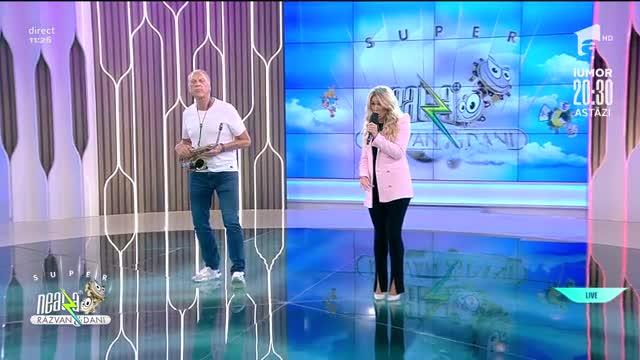 """Linda și Flavius Teodosiu cântă LIVE piesa """"I put a spell on you"""""""