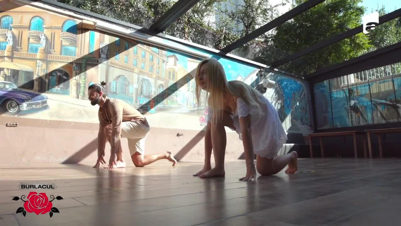Burlacul, 10 iunie 2021. Dansul lui Andi și al Malinkăi, pe placul fetelor. Ce note au primit