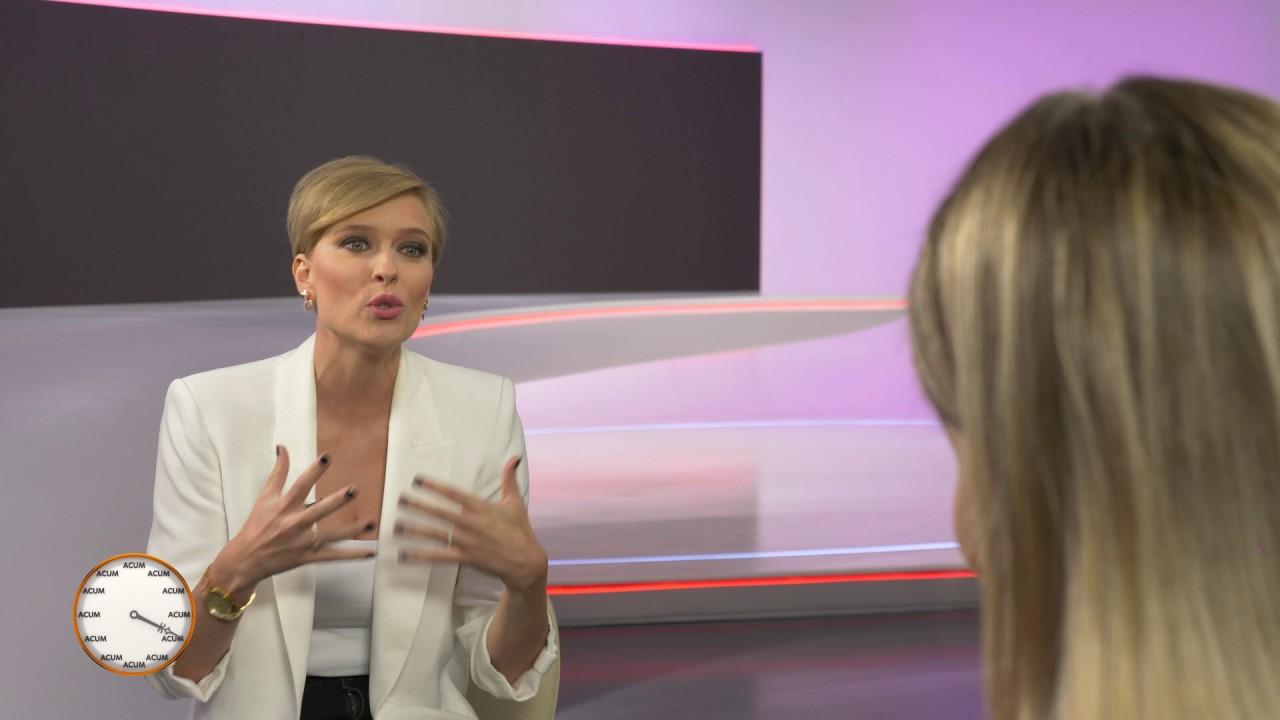 Alexandra Tudor: ACUM înseamnă determinare, e foarte important să trăieşti prezentul