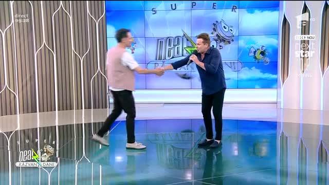 """Ciro de Luca, super show la Neatza! Ascultă aici piesă """"Mi vuoi soltanto provocar""""!"""