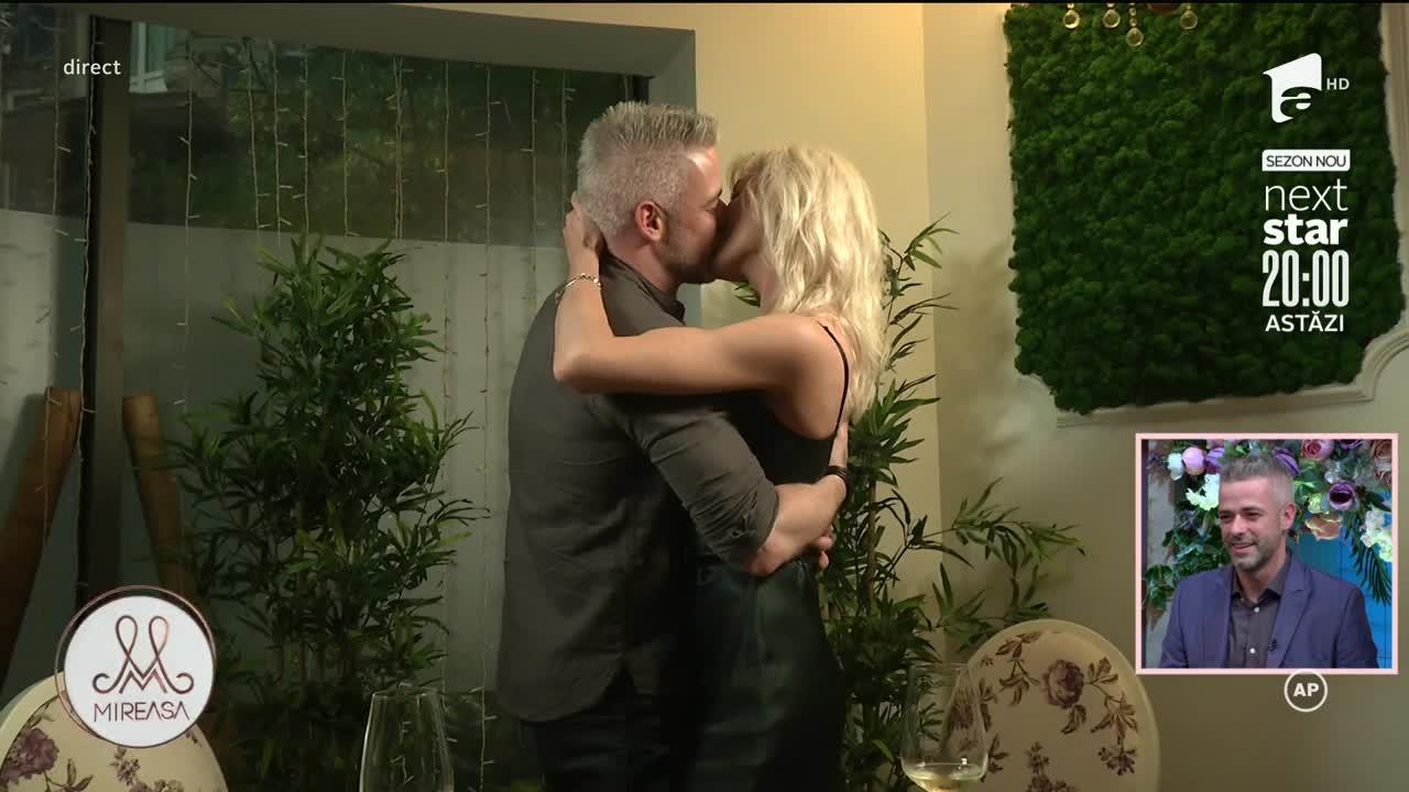 Bogdan și Anamaria, o lună de iubire. Unde a avut loc întâlnirea romantică