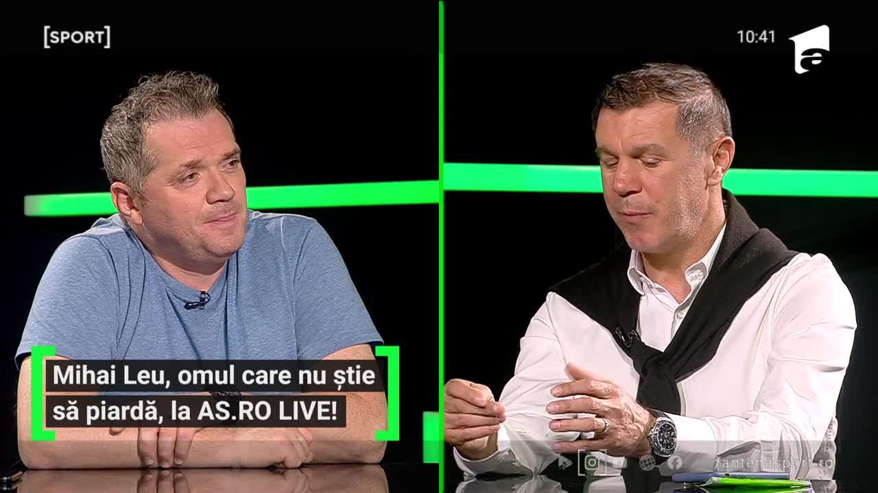 AS.ro LIVE - Ediția 119 - Mihai Leu