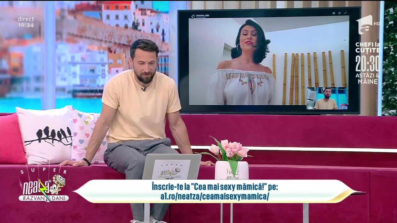 """Super Neatza caută """"Cea mai sexy mămică"""": Mădălina Ciubotariu, candidata din această ediție!"""