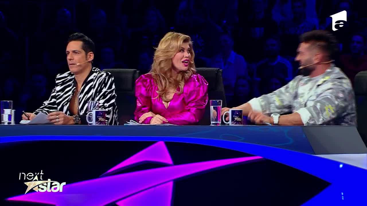 Next Star – Sezonul 10: Eric Dobriceanu – interpretare si jurizare