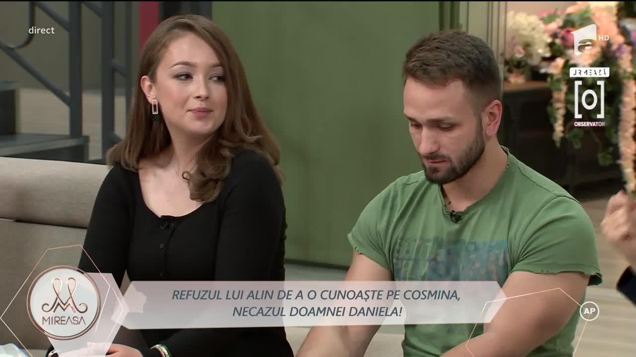 Cosmina, despre momentul când Alin a refuzat-o pe Adelina. Ce mesaj i-a transmis lui Alin