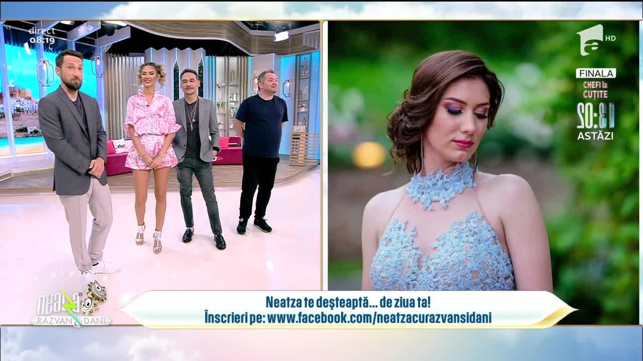 Neatza cu Răzvan și Dani te deșteaptă... de ziua ta! La mulți ani, Alexandra!