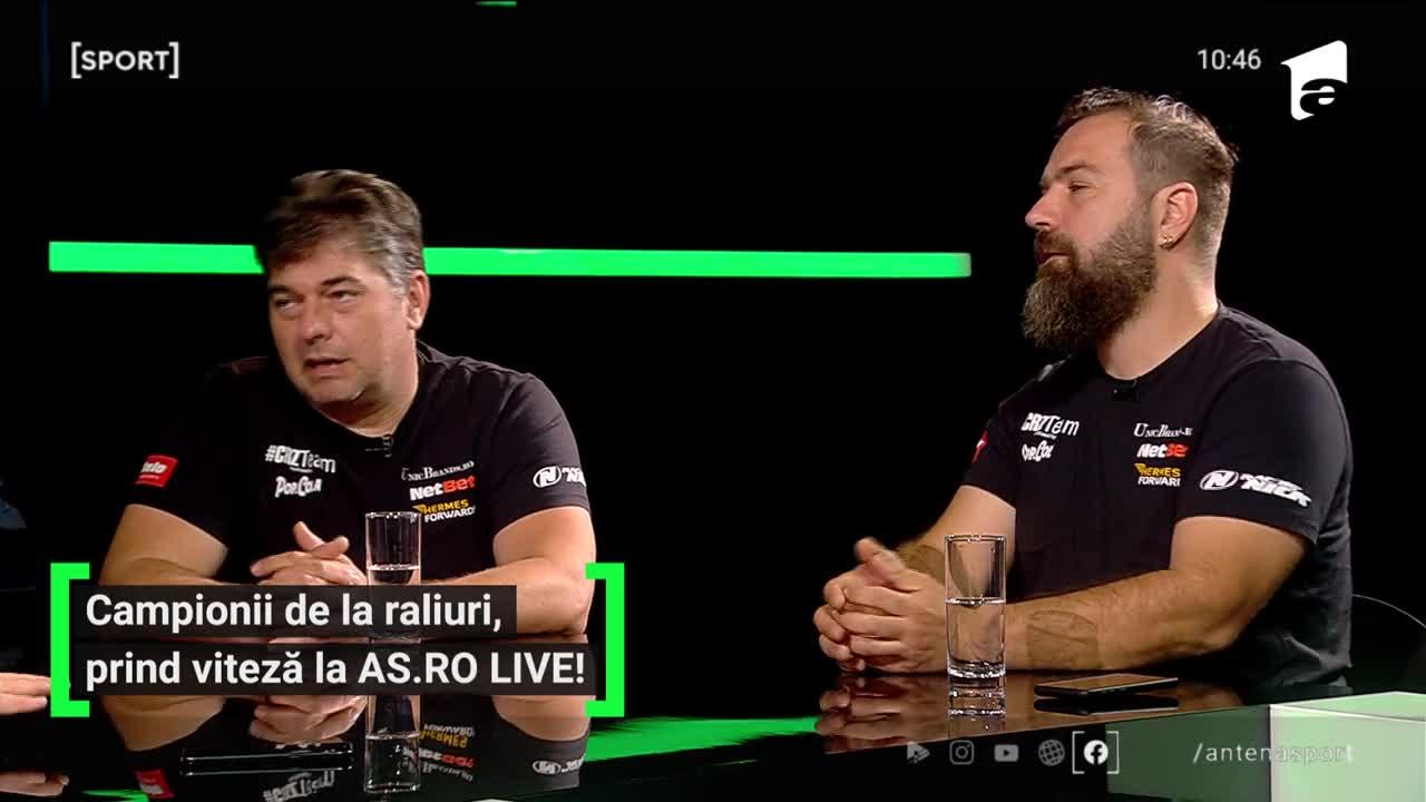 AS.ro LIVE - Ediția 122 - Crazy Team