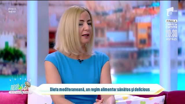 Dieta mediteraneană, un regim alimentar sănătos și delicios