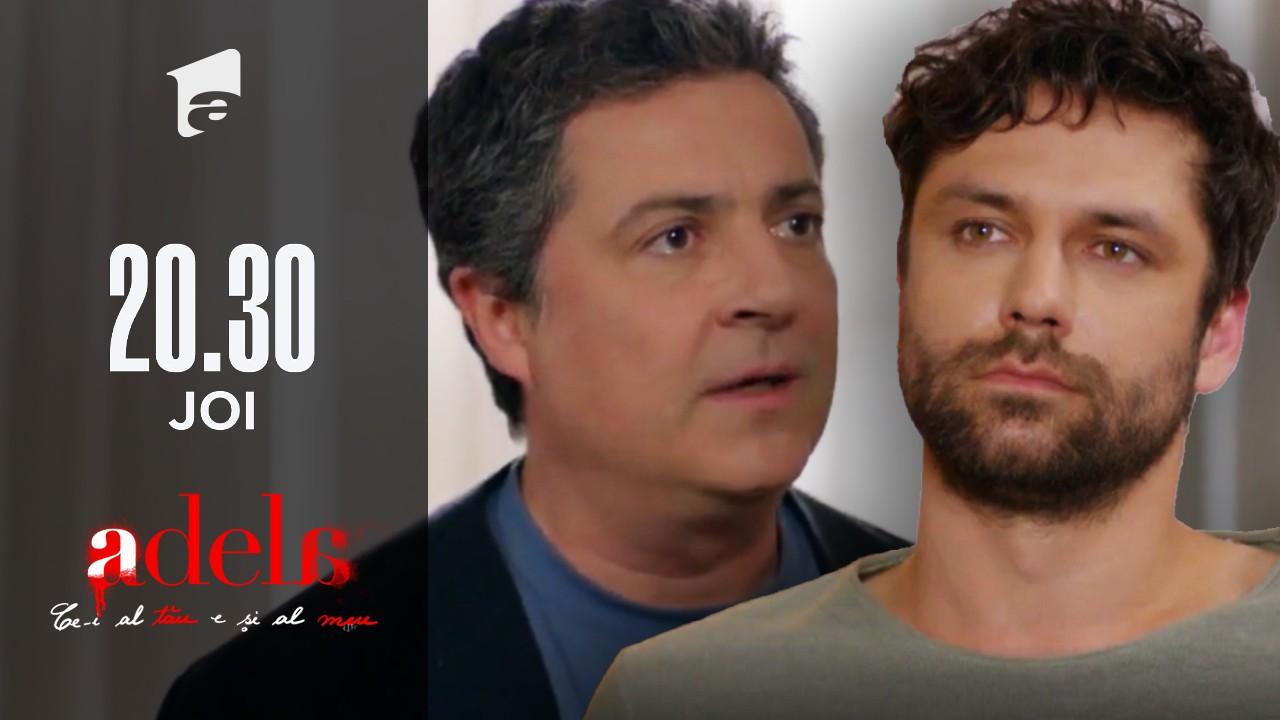 Adela, episodul 46. Paul Andronic vrea să îi cedeze 5% din companie lui Mihai, dar Delia se opune!