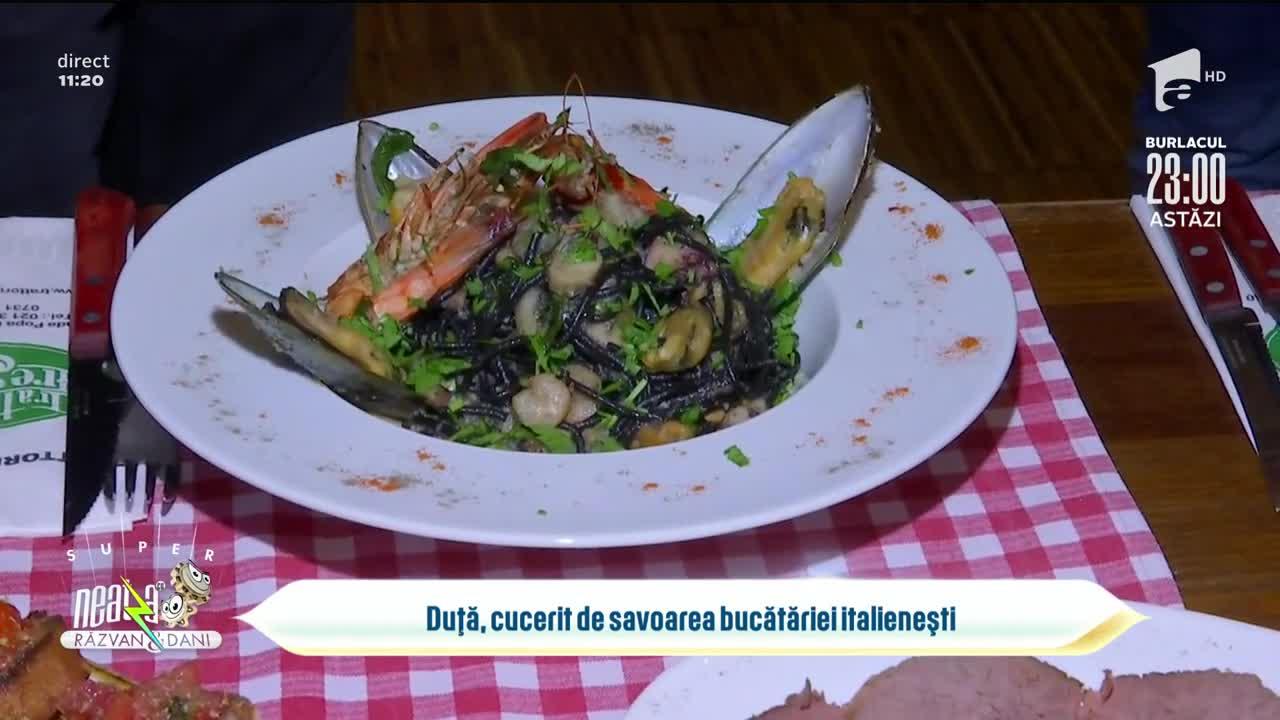 Savoare și gust în bucătăria italienească