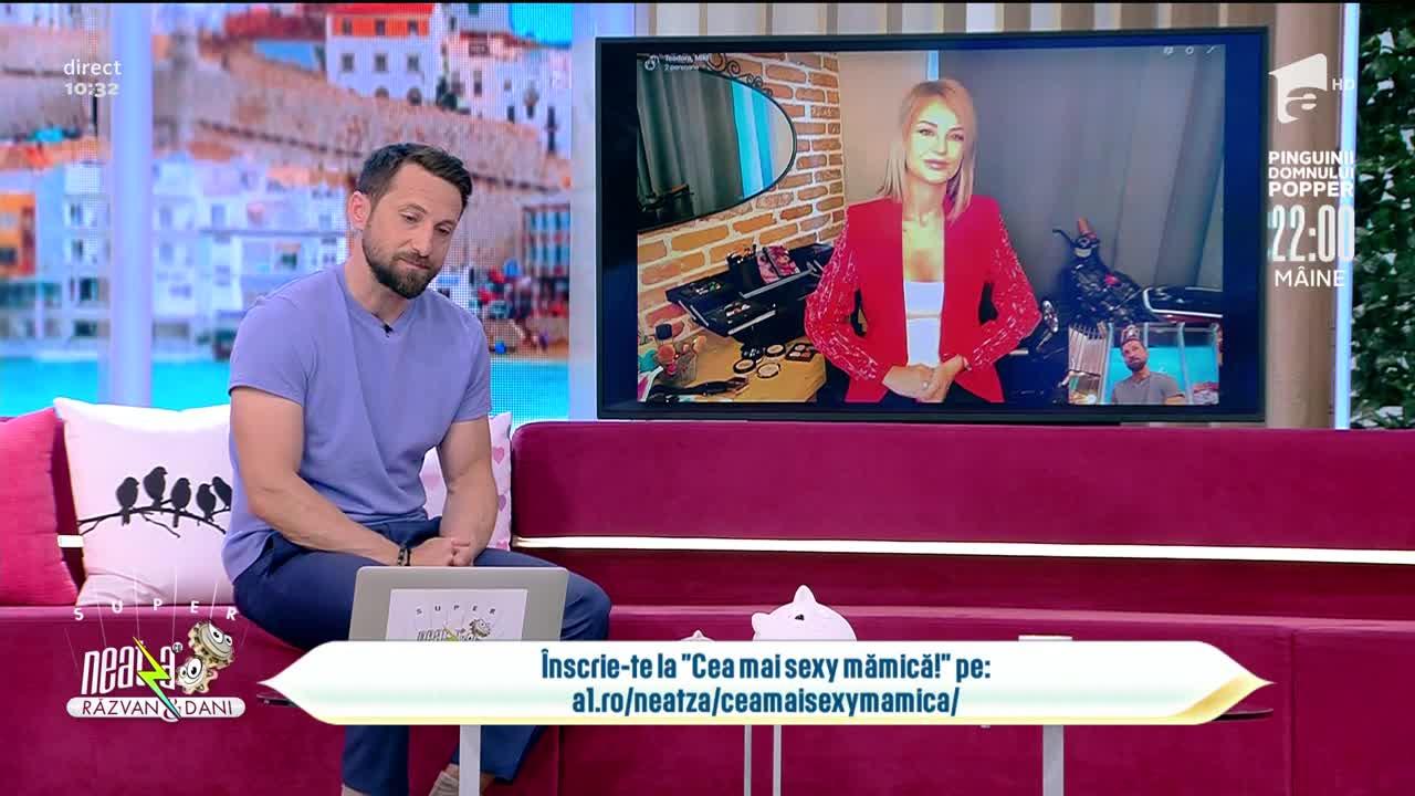 """Super Neatza caută """"Cea mai sexy mămică"""": Teodora Țigănică, candidata din această ediție!"""