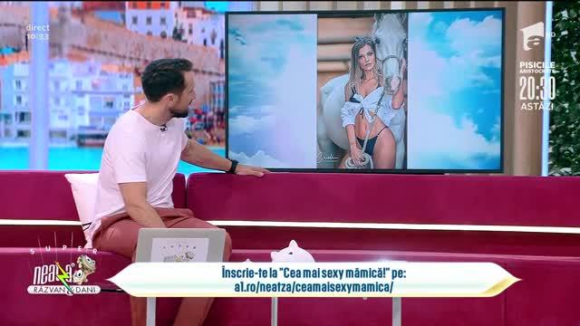 """Super Neatza caută """"Cea mai sexy mămică"""": Roxana Andreea Mihalache, candidata din această ediție!"""