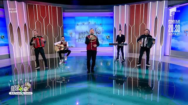 Steaua di Vreari cântă piesa Opa Opa, la Neatza cu Răzvan și Dani