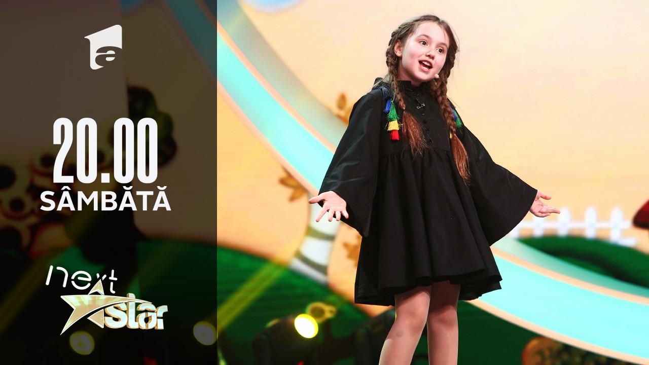 Next Star - Sezonul 10: Amira - moment de actorie și stand-up comedy