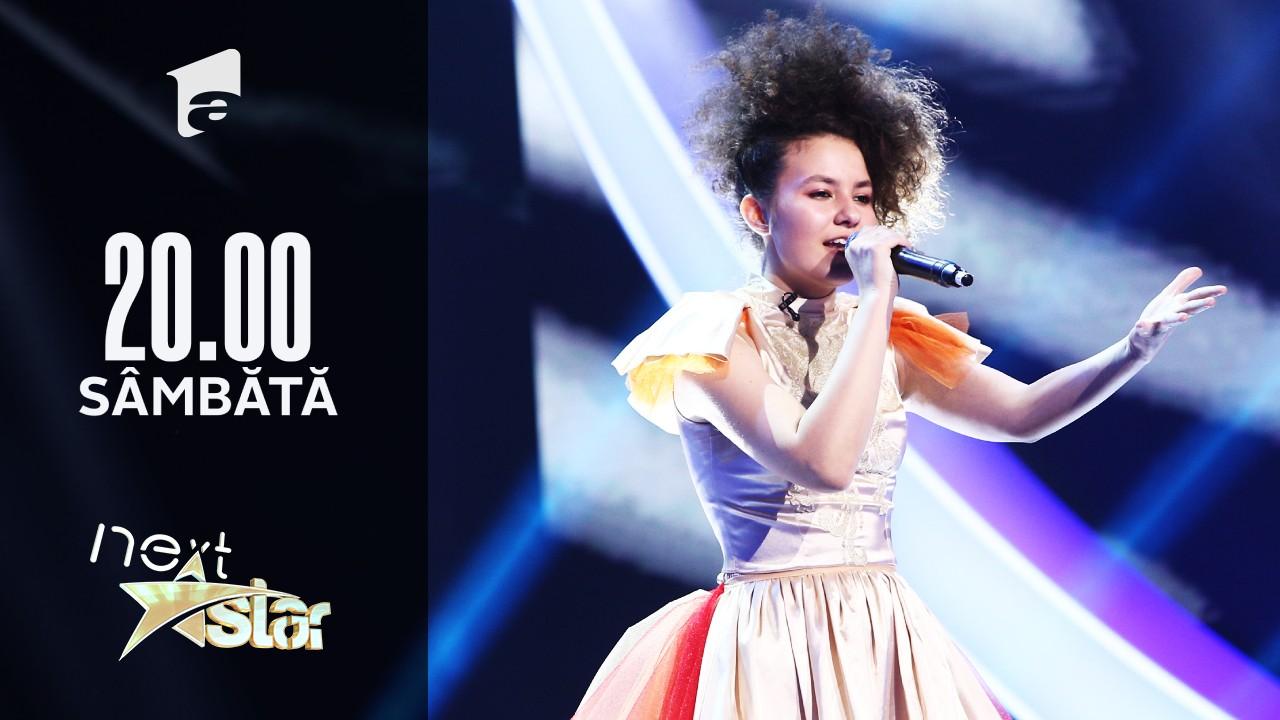 Next Star - Sezonul 10: Suana -  moment artistic
