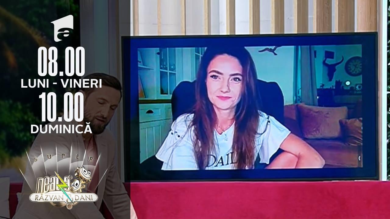 """Super Neatza caută """"Cea mai sexy mămică"""": Georgiana Cambera, candidata din această ediție!"""