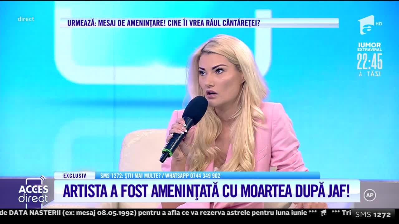 Emilia Mușală a fost ameninţată cu moartea, după ce a fost jefuită de două ori într-o săptămână
