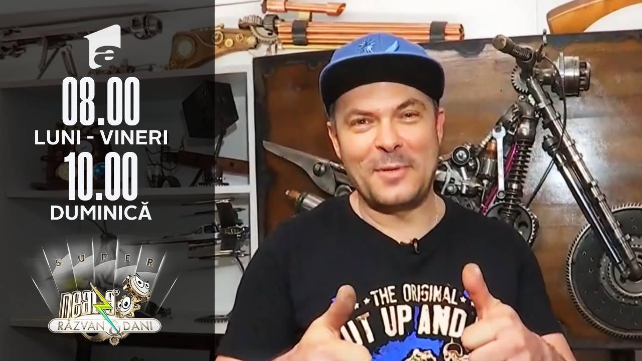 Artistul din garaj, poveste de viață impresionantă