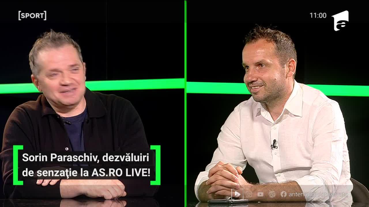 AS.ro LIVE - Ediția 126 - Sorin Paraschiv