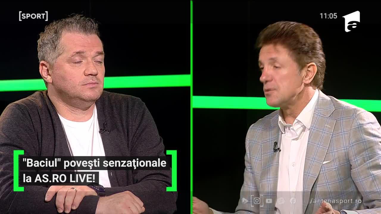 AS.ro LIVE - Ediția 127 - Gică Popescu