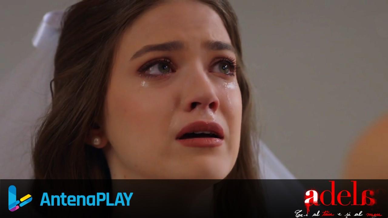 Adela, episodul 48. Adela vede imagini compromițătoare cu Andreea și Mihai și anulează nunta: Vă meritați unul pe celălalt!