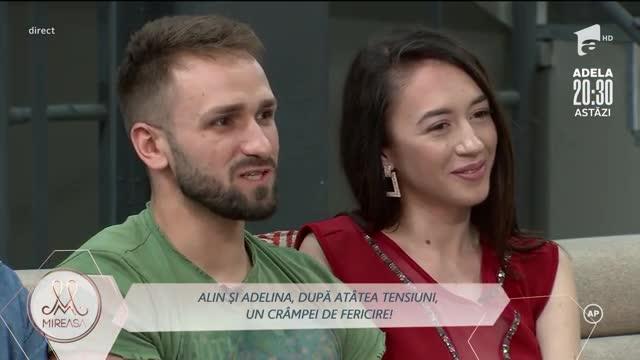 """Alin și Adelina, date în afara Casei """"Mireasa"""""""