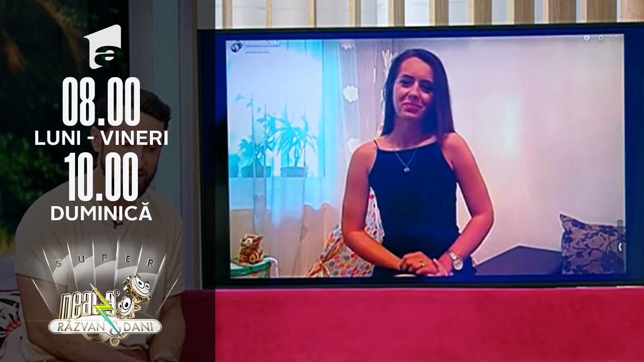 Neatza cu Răzvan și Dani caută Cea mai sexy mămică: Alexandra Popa, candidata de astăzi!