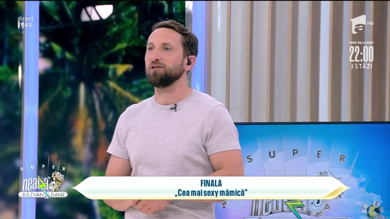 """Alexandra Niță, desemnată """"Cea mai sexy mămică"""" 2021 la Neatza cu Răvan și Dani!"""