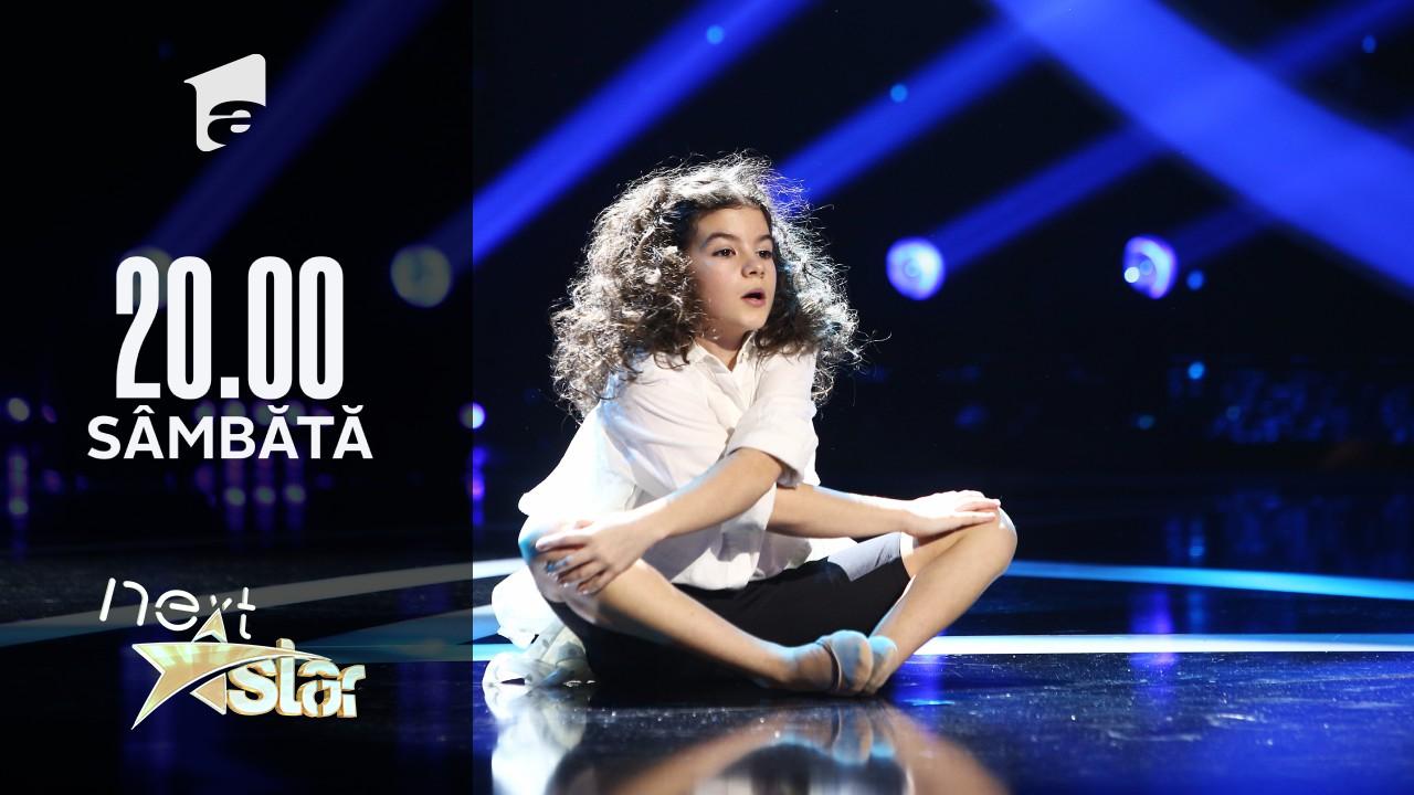 Next Star - Sezonul 10: Carla Nicole Munteanu - Dans contemporan