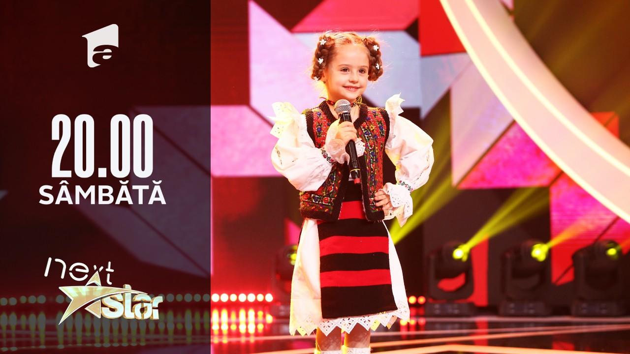 Next Star - Sezonul 10: Alessia Campan - Interpretează o melodie populară