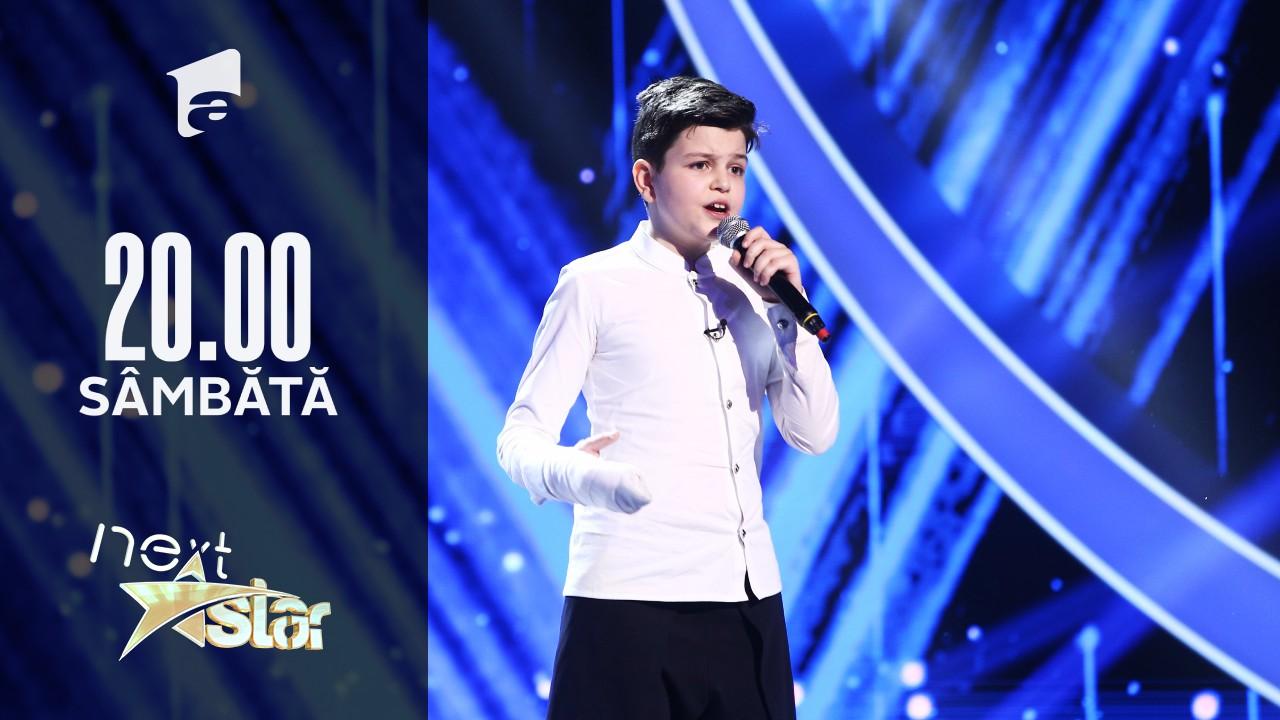 """Next Star - Sezonul 10: Alexandru Ojog - Interpretează piesa """"Scream"""""""