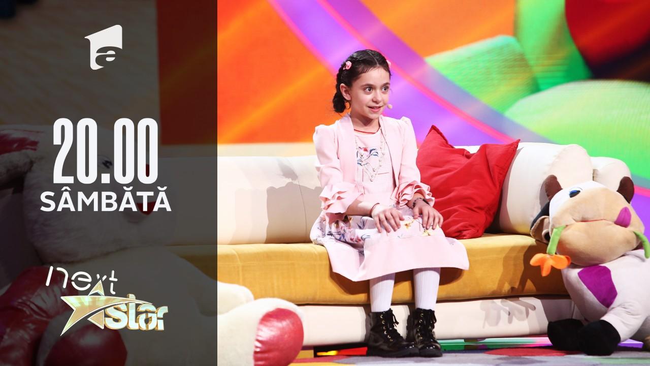 Next Star - Sezonul 10: Riana Pîrnaescu - Monolog