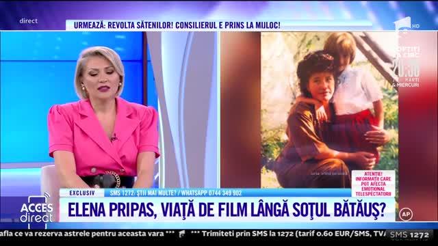 Elena Pripas a dus o viață de sclavă! Cum a scăpat de orori