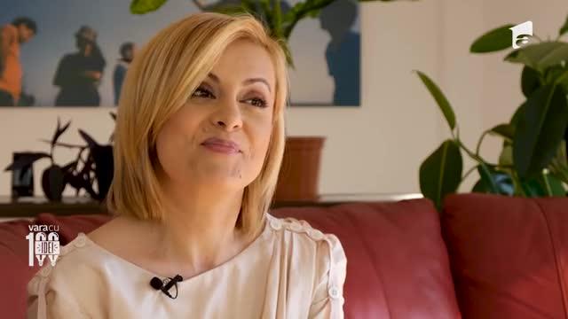 """Simona Gherghe - Interviu """"Vara cu 100 de idei"""""""