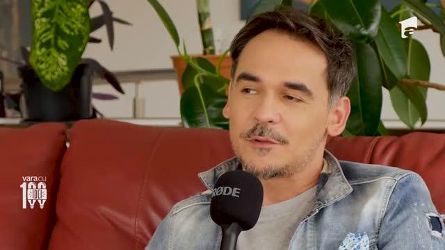 "Razvan Simion - Interviu ""Vara cu 100 de idei"""