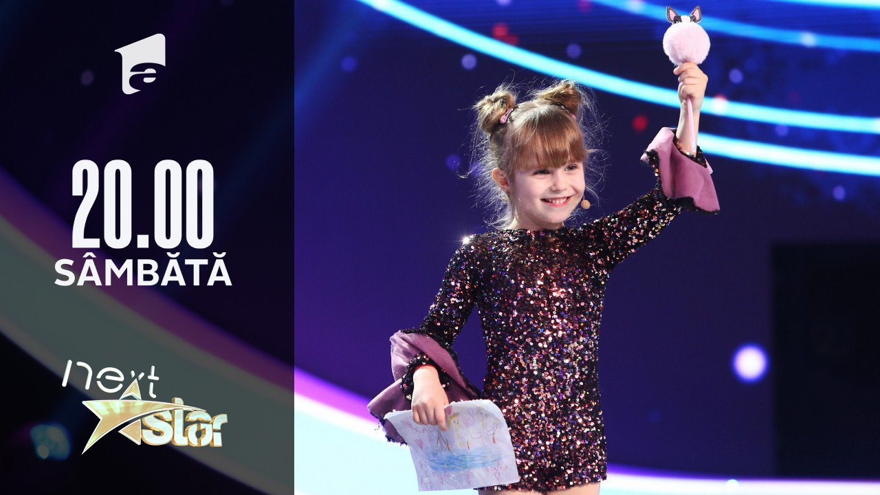Next Star - Sezonul 10: Raisa Brânză - Interpretează piesa Dance Monkey