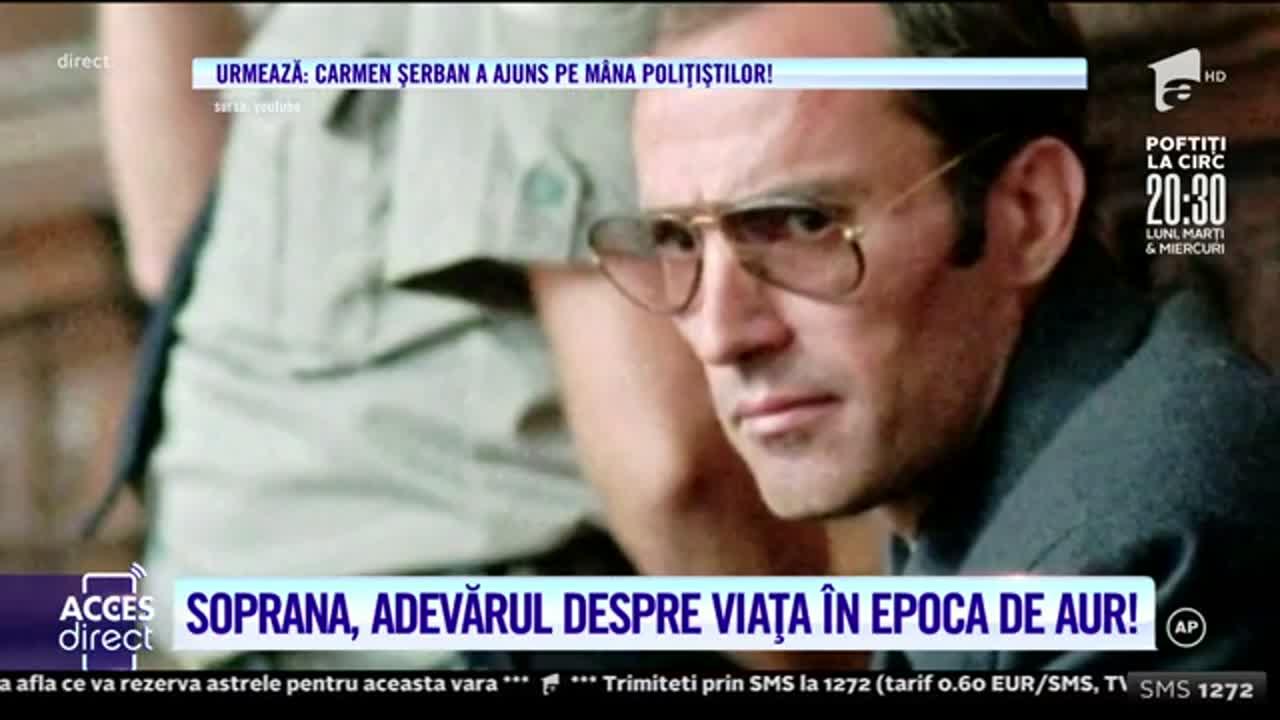 Soprană Daniela Vlădescu, confesiuni sincere despre Nicu Ceauşescu