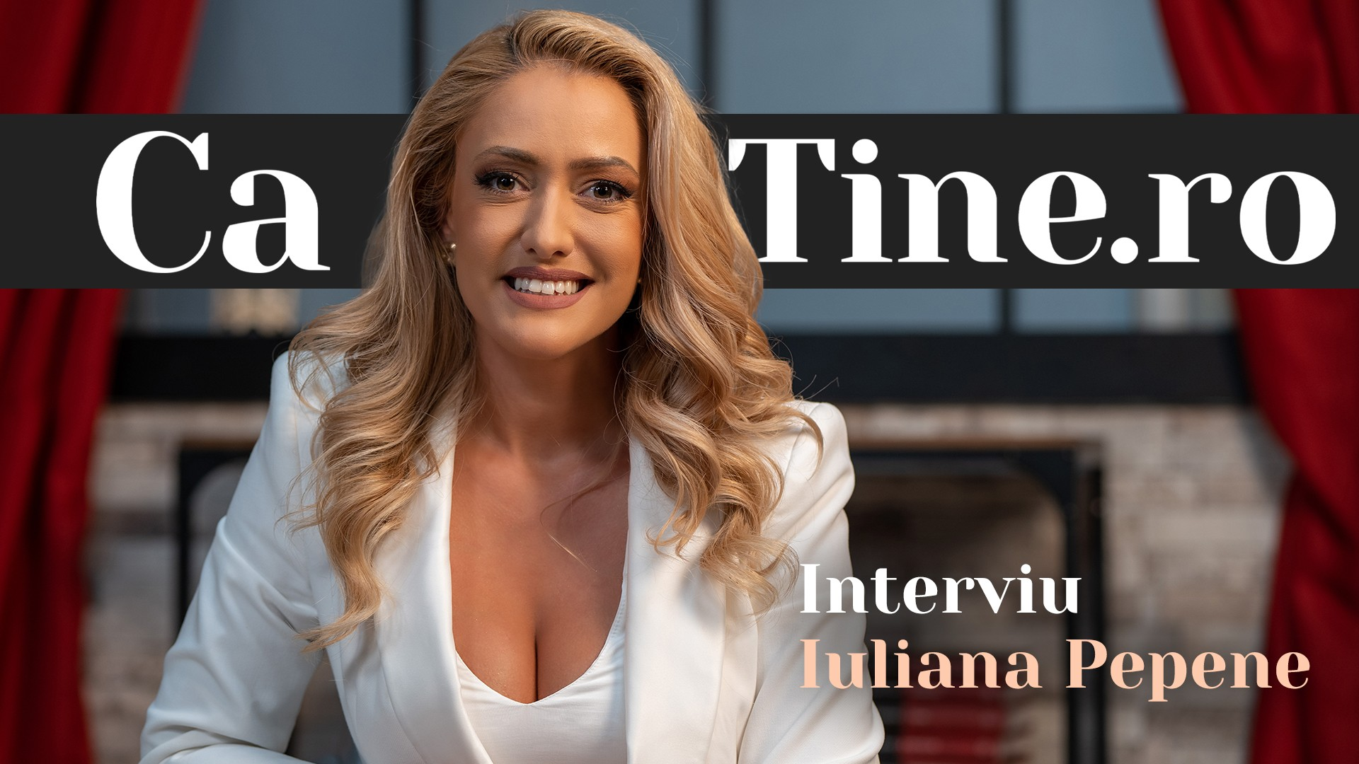 CaTine.ro - Interviu - Iuliana Pepene - Feminină