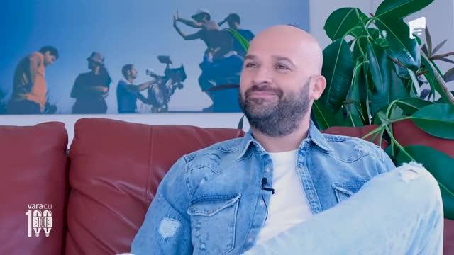 """Andrei Ștefănescu - Interviu """"Vara cu 100 de idei"""""""