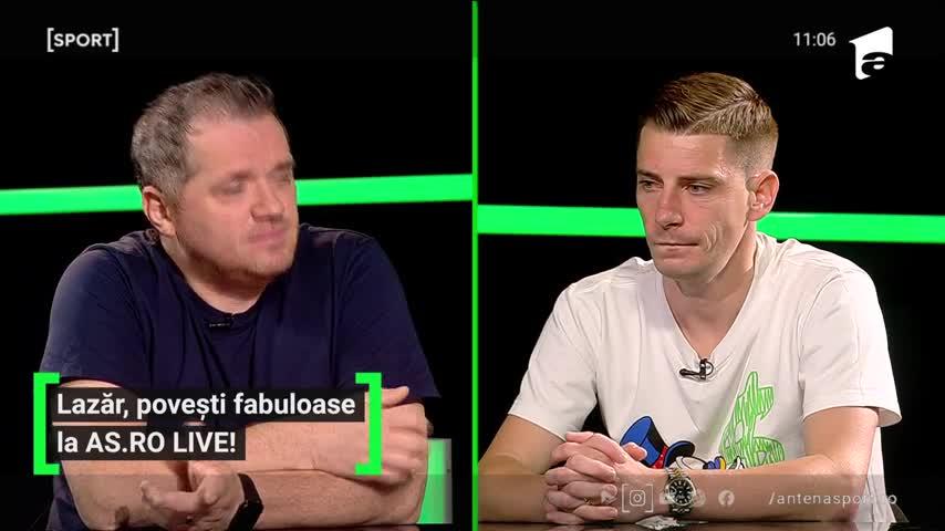 AS.ro LIVE - Ediția 136 - Vali Lazăr