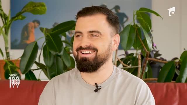 """Catalin Rizea - Interviu """"Vara cu 100 de idei"""""""