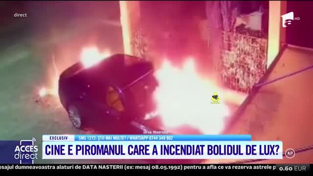 Maşina unui celebru luptător de MMA, incendiată. Declarațiile principalului suspect