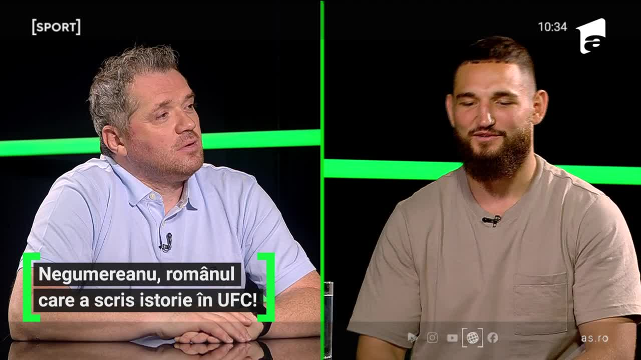 AS.ro LIVE - Ediția 139 - Nicolae Negumereanu