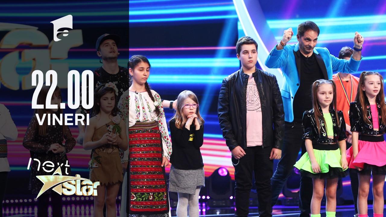 Next Star - Sezonul 10: Talentații de la Școala Gimnazială Recea sunt Finaliștii Serii și merg direct în Marea Finală Next Star 2021