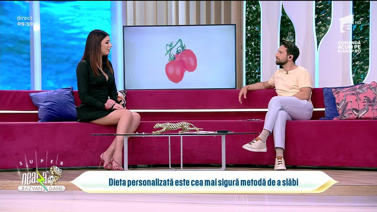 Super Neatza, 12 iulie 2021. Sonia Burtic, românca premiată la Cannes pentru cel mai eficient concept de nutriţie şi slăbire